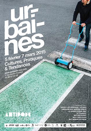 Visuel Urbaines-2015 Rennes